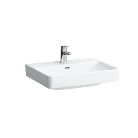 810963 - Laufen Pro S 600mm x 465mm Washbasin (1TH) - 8.1096.3